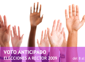 UNED - Vice-chancellor Elections 2009